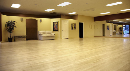 Footnotes Dance studio Edmonton