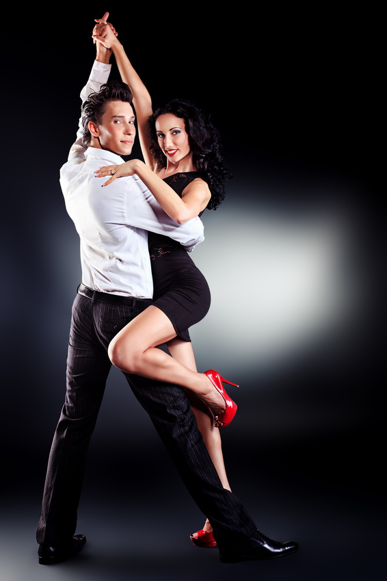 Tango on Country Two Step Dance
